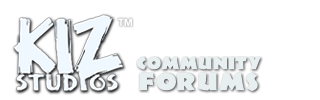 Kiz Studios Community Forums - Powered by vBulletin